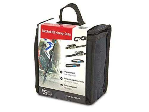 Spanngurtset ACEBIKES Heavy Duty - Ratchet Kit