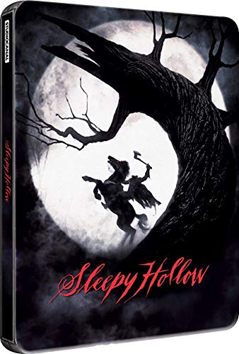 Sleepy Hollow - Exclusive Limited Edition Steelbook (Import ohne dt. Ton) [Blu-ray]