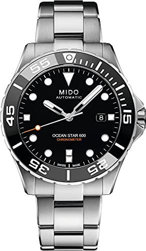 Mido Automatik-Taucheruhr Ocean Star 600...