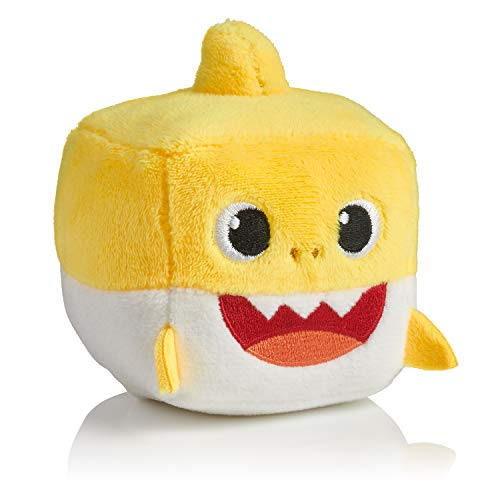 Baby Shark Plush Cube Toy