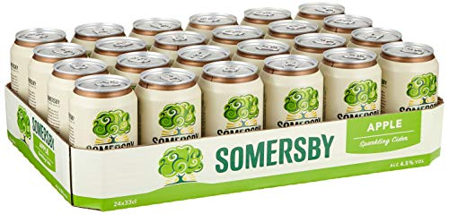 Somersby Apple Cider 24x0,33l EW Dose