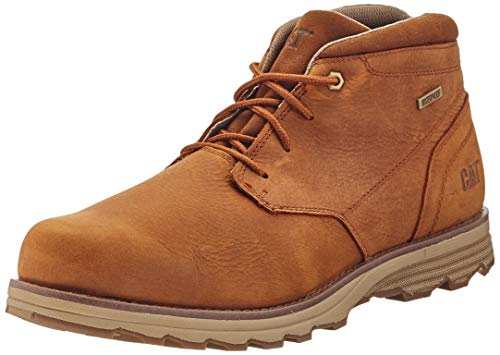 Cat Footwear Elude WP, Botas Chukka Hombre, Marrón (Brown Sugar), 40 EU