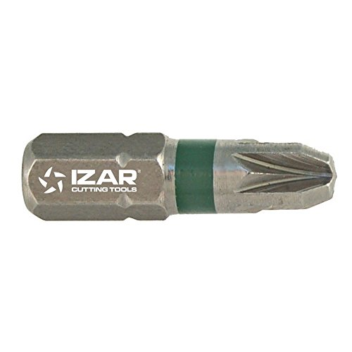 IZAR 33141 DIN3126 schroevendraaier voor T-schroeven, Tandard-L25 PZ 1