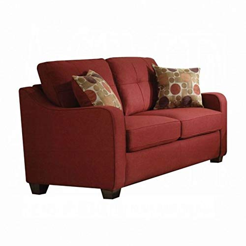 HomeRoots Furniture 285665-OT Couch Multicolor