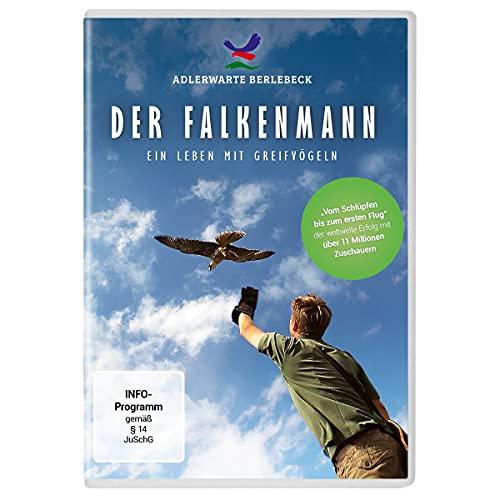 Der Falkenmann - Ein Leben mit Greifvögeln (Dokumentation über Adler, Eulen und Falknerei)