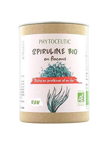 Phytoceutic Spiruline Flocons Bio 50 g
