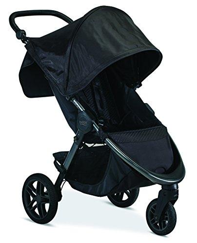 Britax B-Free Stroller, Midnight [Discontinued]