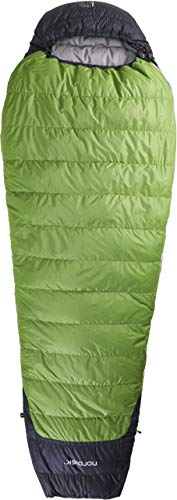 Nordisk Celsius -3° Mumienschlafsack Schlafsack, Peridot Green/Grey/Black Down Filling - XL