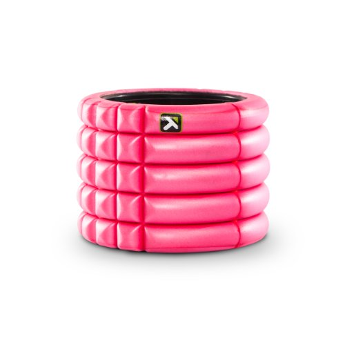 Trigger Point Foamroller Grid Mini, Rosa