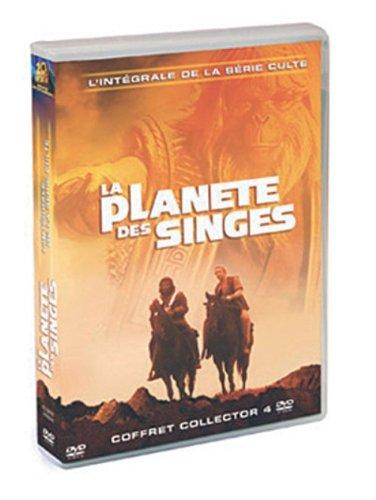 La Planète des singes : L'intégrale de la série culte [Édition Collector]