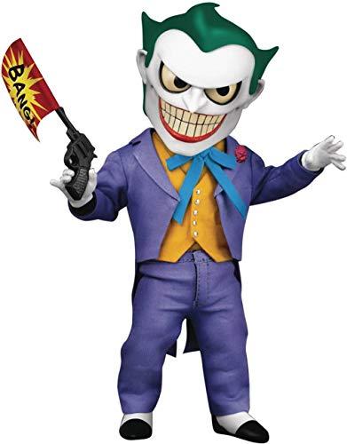 Beast Kingdom Toys Batman The Animated Series Egg Attack Action Action Figure Joker 17 cm