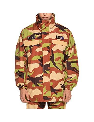 GRIMEY Chaqueta F.A.L.A Jacket SS19 Camo-L