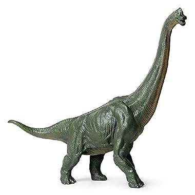 DUANCUICUIZ Model Large Brachiosaurus Model Static Three-Dimensional Movable Doll Animal Model Collection Dinosaur…
