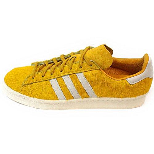 Adidas Originals Campus 80S - Scarpe da ginnastica, colore: Giallo, Giallo (giallo.), 46 2/3 EU