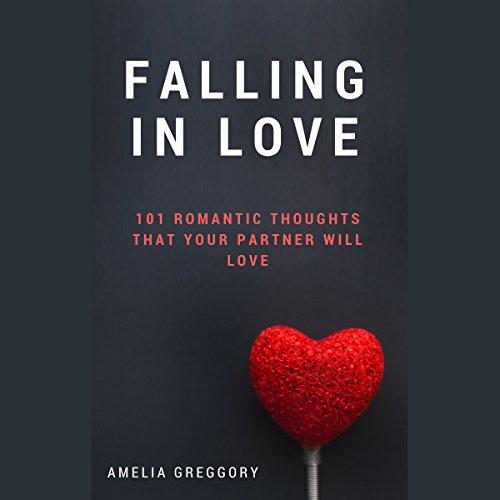 Falling in Love audiobook cover art