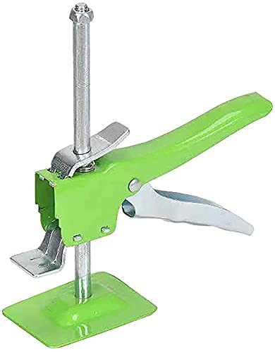 Herramienta de gato de mano para brazo, elevador de baldosas, reparación de placas de yeso, herramienta auxiliar de elevación, sistema de nivelación de baldosas, posicionador, para fábrica, pi