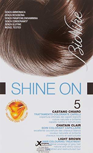 Shine On capelli castano chi 5