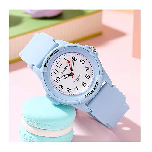 Reloj electrónico para niñas Adolescentes, Vestido de Moda para Mujer, Deportes al...