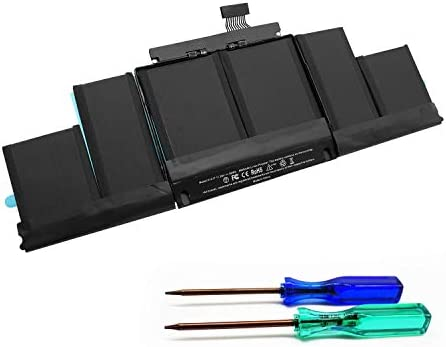 Puredick A1417 A1398 Battery for MacBook Pro Battery 15 inch Retina Mid 2012 Early 2013 Fit product image