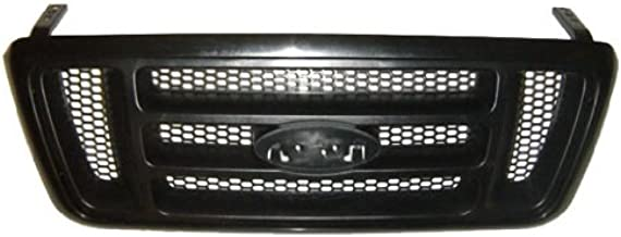 OE Replacement Ford F-150 Grille Assembly (Partslink Number FO1200414)