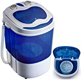 Mini Waschmaschine mit Schleuder | Waschautomat bis 3 KG | Reisewaschmaschine | Miniwaschmaschine |...