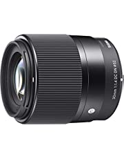 Sigma 30mm f/1.4 DC DN Contemporary Lens for Canon EF-M Mount
