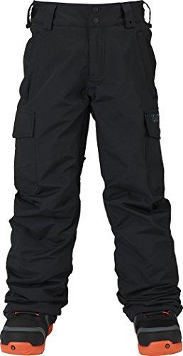 Burton Jungen Snowboardhose Boys Exile Cargo Pants, True Black, XS