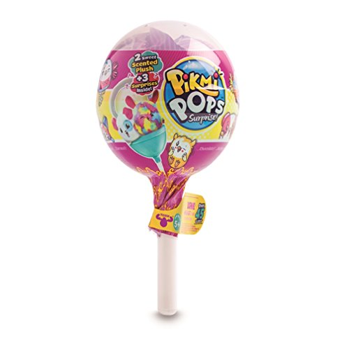 Giochi Preziosi - Pikmi Pops Surprise Pack, 2 Peluche Profumati a Sorpresa