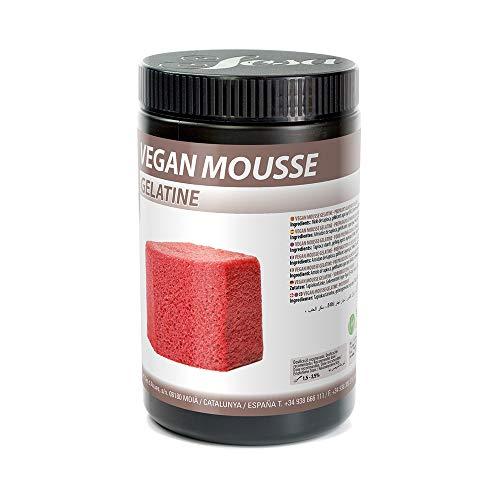 Sosa - Polvo de gelatina vegana mousse - Agente gelificante vegano 500 g