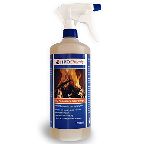 HC Kaminscheibenreiniger Spray 3x1000ml