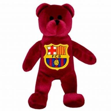 FCB Oficial del FC Barcelona, diseño de Mascota Oso de