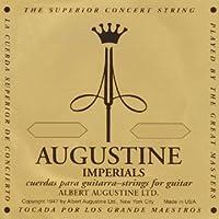 AUGUSTINE IMPERIAL 2弦バラ弦単品×3本 クラシックギター弦 2弦のみのバラ弦です。