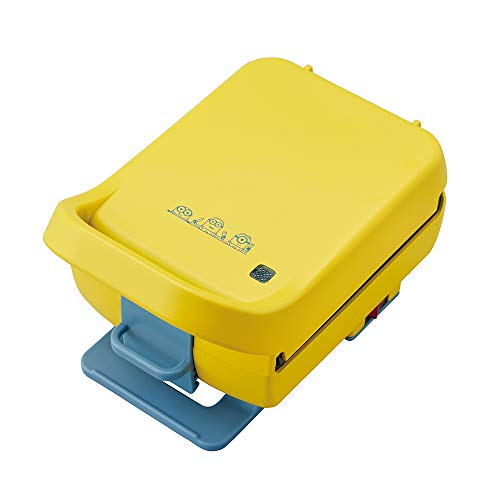 レコルト プレスサンドメーカープラッド RPS-2(MO) ミニオン recolte Press Sand Maker Plaid Minion