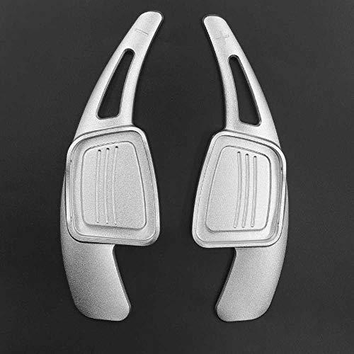 HJPOQZ Paleta de Cambio de extensión de Rueda de Cambio de Aluminio de Caja de Cambios, para EW Audi A4 B9 A5 Q2 Q7 S3 S4 TT TTS 2015-2017