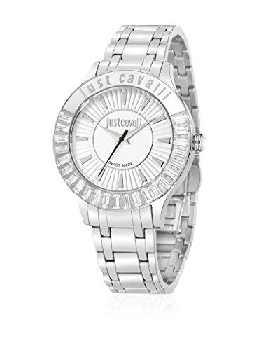 Just Cavalli Reloj analogico para Mujer de Cuarzo con Correa en Acero Inoxidable R7253597501
