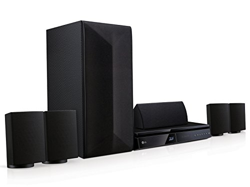 Lg - Home cinema - lhb625, 5.1, blu-ray 3d, wifi
