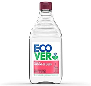 Ecover Dish Wash, Pomegranate & Fig, 450 ml