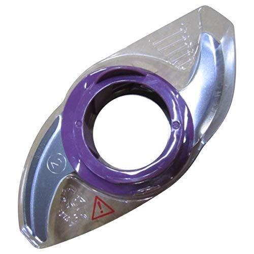 Messer 996510051808 kompatibel mit /Ersatzteil für Philips HR7759, HR7761, HR7762 Viva Collection Küchenmaschine