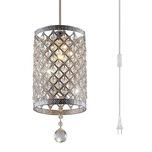 Top 10 crystal pendant light for 2020