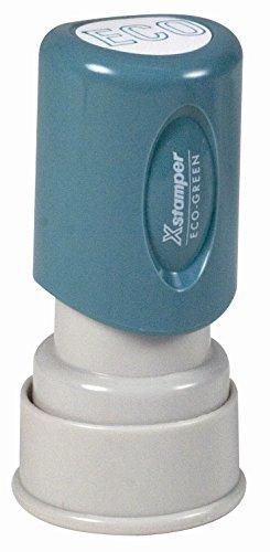 """Xstamper Pre-Inked Custom Stamp N32 5/8"""" Round"""