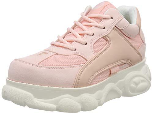 Buffalo Damen Colby Sneaker, Pink (Pink 000), 38 EU