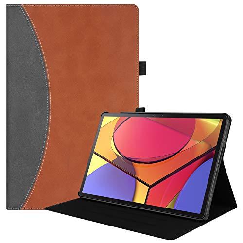 VOVIPO Funda Folio Lenovo Tab P11 TB-J606F - Soporte multiángulo con Estuche para lápiz óptico para Tableta Lenovo Tab P11 de 11 Pulgadas 2020
