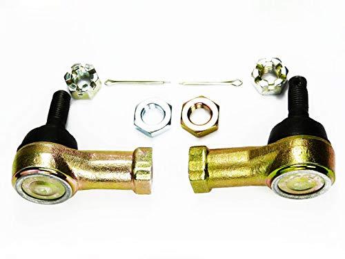 2x Spurstangenkopf Ersatzteil für/kompatibel mit Loncin Bashan Jianshe Shineray universell Quad ATV