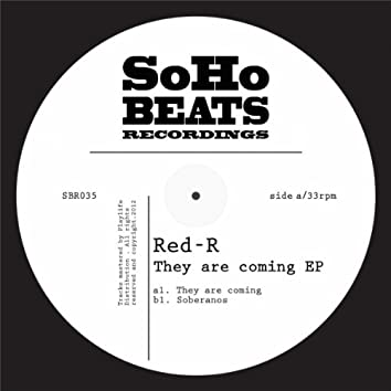 They Are Coming EP