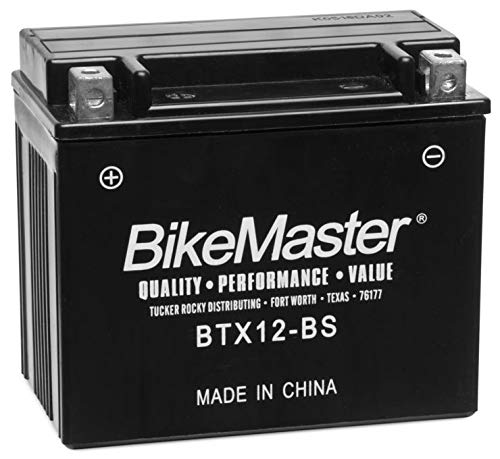 BikeMaster Maintenance Free Battery BTX5L-BS for Cannondale C440 2002-2003