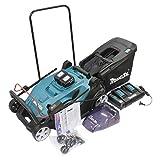 Zoom IMG-1 makita dlm431pt2 tosaerba a batteria