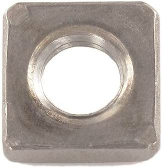 1500pcs DIN Super sale period limited 562 M3 Square Thin Nuts Stainless Steel Cheap Ships A2