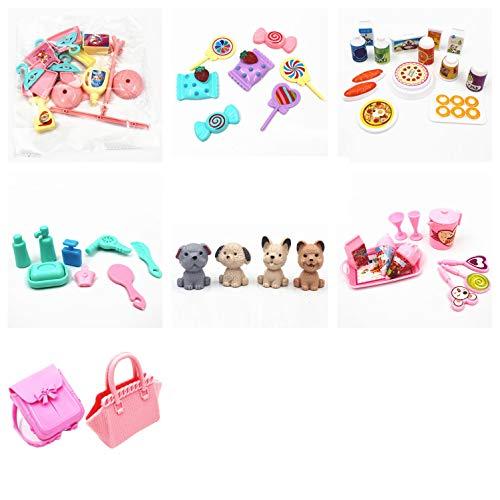 lijun Mini artículos Accesorios de muñeca para muñeca Blyth Barbi 30cm Muñeca...