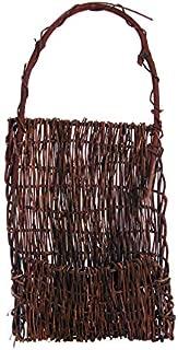 grapevine wall basket