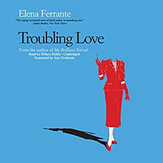 Troubling Love audiobook cover art